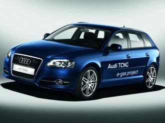 Audi uvodi i pogon na gas