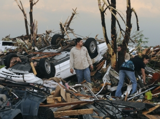 Tornado odneo 30 života
