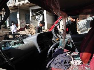 Bombaš samoubica ubio pet i preko 30 ranio u Pešavaru