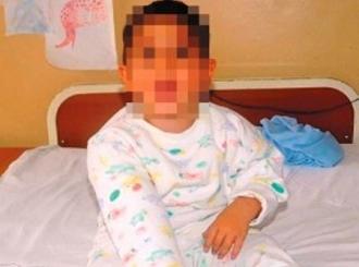 Dvogodišnji dječak prodat, pretučen i ostavljen na ulici