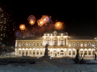 Večeras nam stiže Nova godina!
