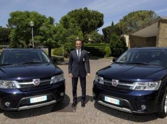 Fiat: Generalni sponzor italijanske fudbalske reprezentacije, Freemont zvanično vozilo Azura