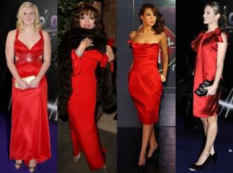 Nosite crveno, izgledaćete vitkije