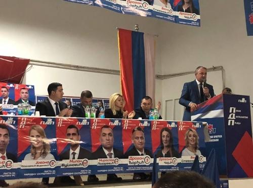 Borenović u Crnjelovu: Iskoristiti potencijal sela