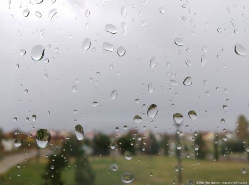 Bijeljina: Oblačno sa kišom