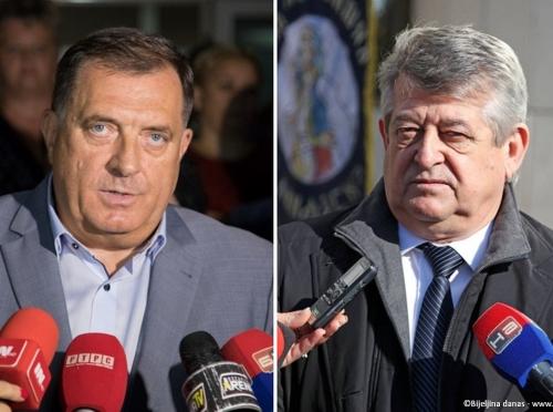 Dodik: Dobili smo prijedlog sprazuma od Mićića, sada razgovaramo o detaljima