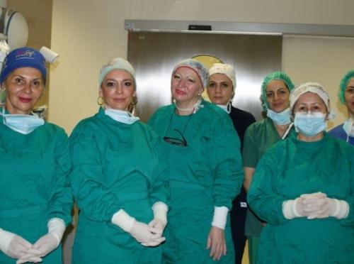 U bijeljinskoj bolnici danas urađeno 10 operacija katarakte fako metodom