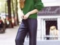 Kombinacija zelene i plave za elegantan stil