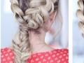Holandska pletenica: Frizura koju ćemo baš svuda viđati ovog proleća