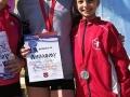 """Nove medalje za atletičarke AK """"Akademac"""""""