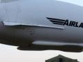 Najveća letelica na svetu oštećena na drugom probnom letu