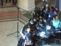 Ginisov rekord: 20 učenika sviralo isti klavir u Sarajevu