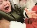 Fotografije djece koja nisu oduševljena Djedom Mrazom preplavile društvene mreže