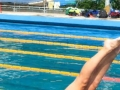 Za vikend na bazenima u Dvorovima više od 1000 kupača