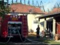 U Brocu izgorjeli krov štale i stočna hrana