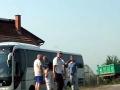 Autobus sletio sa puta, nema povrijeđenih