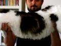 Mačak Sevkija je ogroman i ne mjauče, nego riče kao lav