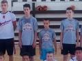 Omladina MZ Ledinci odmjerila snage sa KK Partizan