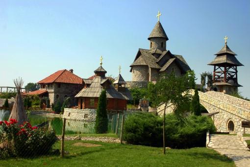 Etno selo Stanšići, Bijeljina