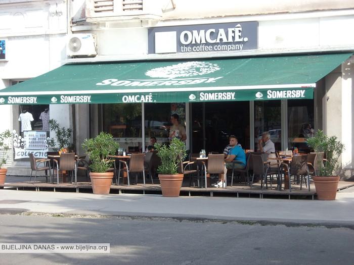 Om Cafe, Bijeljina