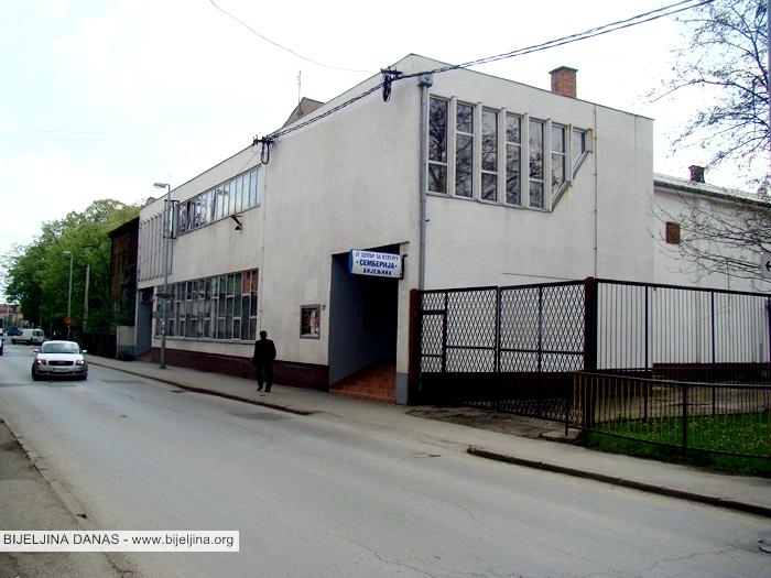 Gradski bioskop, Bijeljina