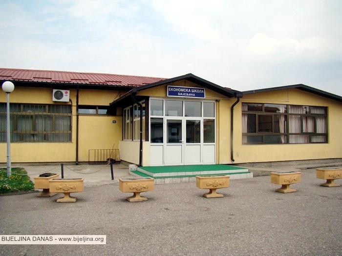 Ekonomska škola, Bijeljina