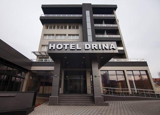Hotel Drina, Bijeljina