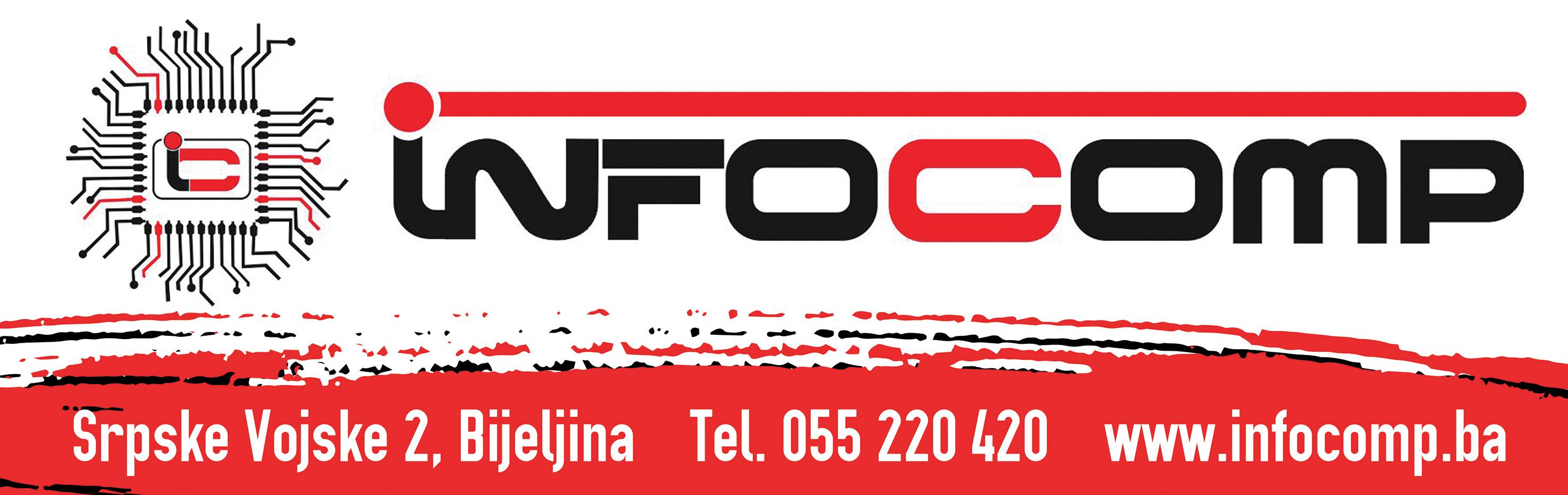 INFOCOMP D.O.O., Bijeljina