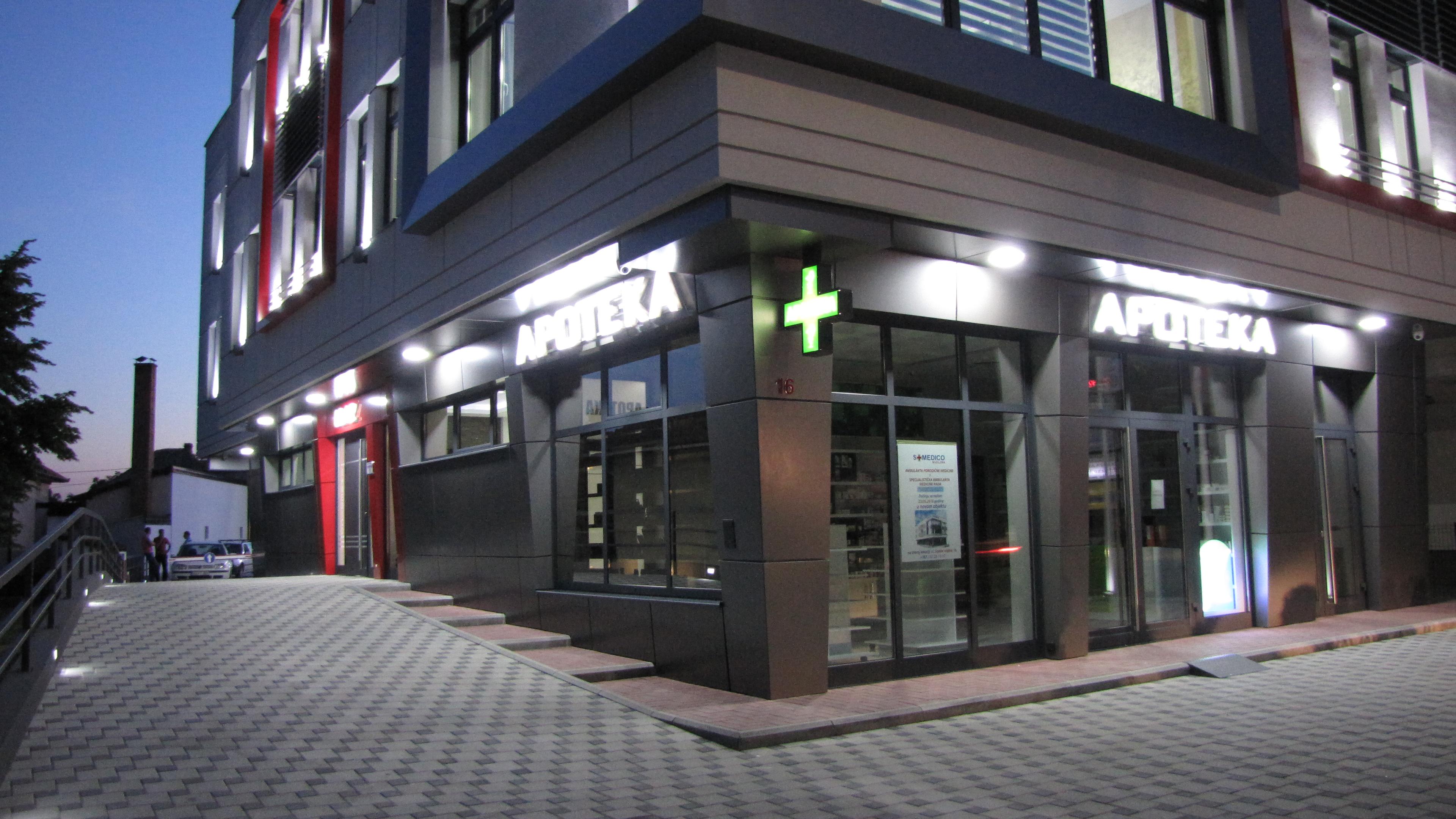 Specijalistički Centar S+Medico, Bijeljina