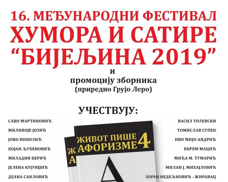 16. festival humora i satire