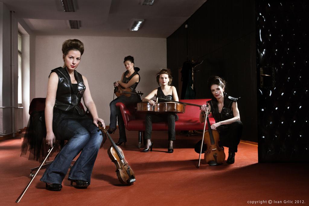 Koncert kvarteta Intermeco