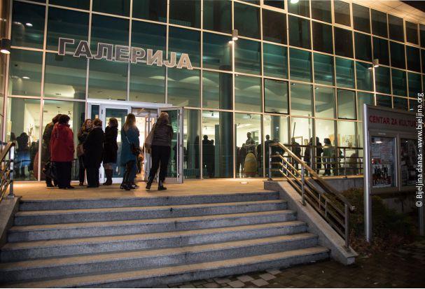 Bijeljina, Bijeljinski umjetnički salon CZK Semberija