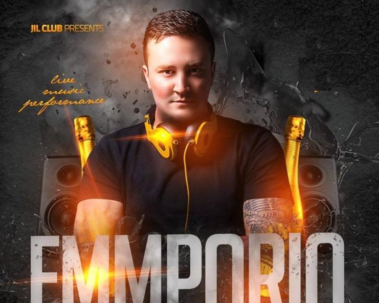 Bijeljina, Dj Emmporio Club Jil