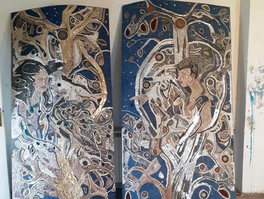 Bijeljina, Izložba mozaika