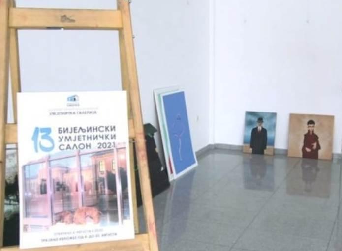 Bijeljina, 13. Umjetnički salon CZK Semberija