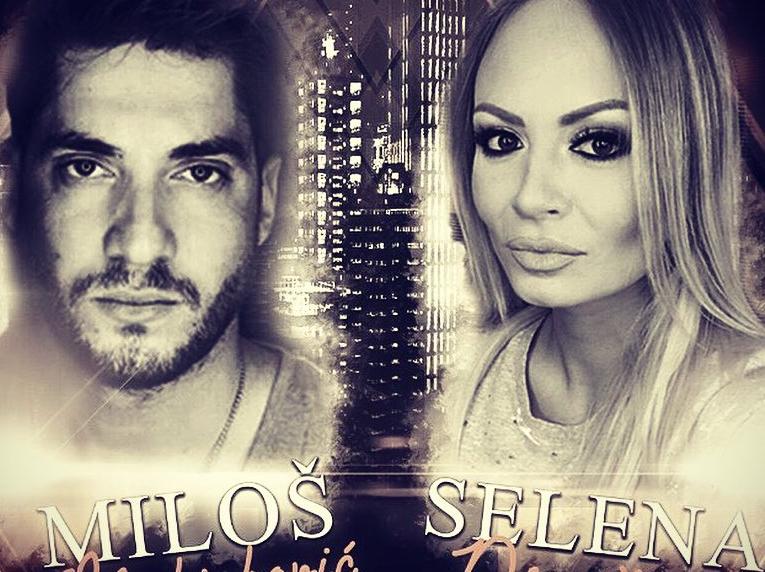 Selena Druzić i Miloš Ljubinković