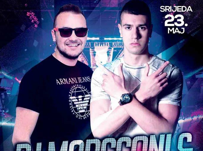 Marcconi Play i Dj Alex Ris