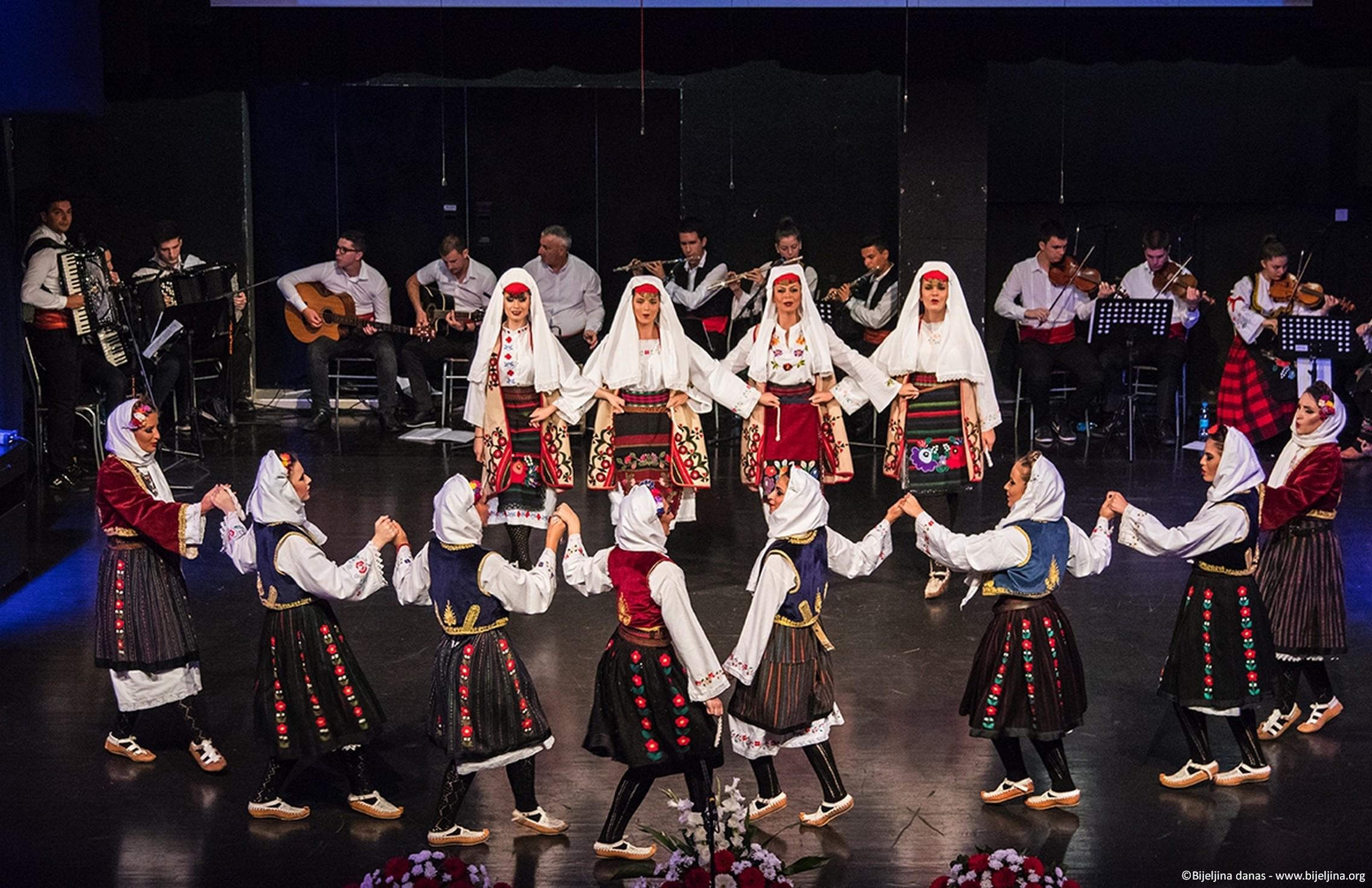 Nikoljdanski koncert SKUD-a Semberija