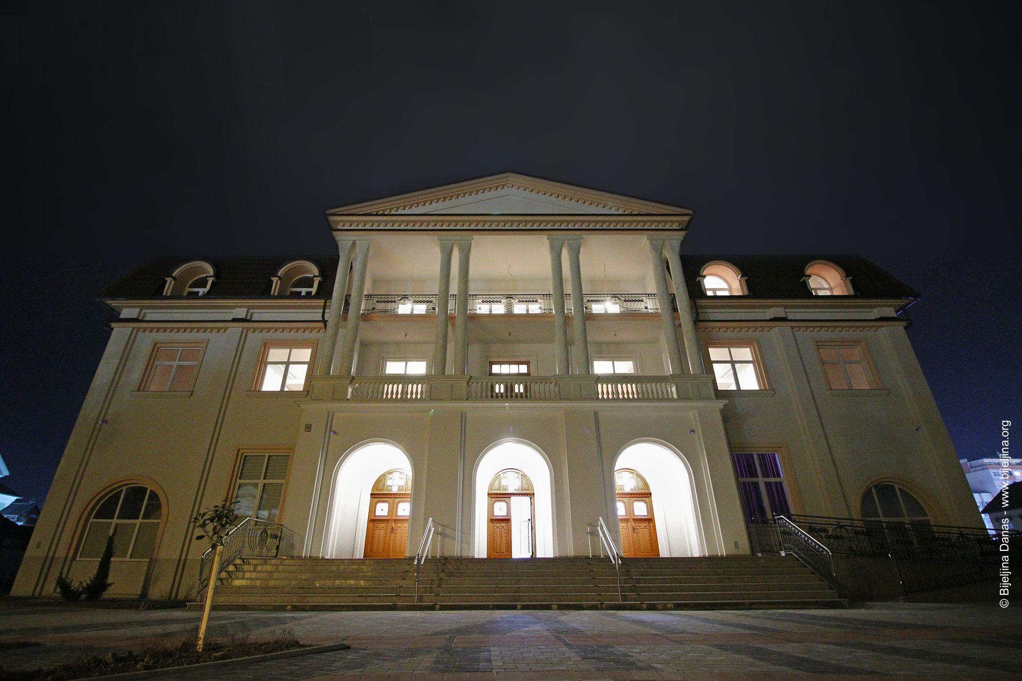 Bijeljina, Velikoposni ciklus predavanja Eparhijski kulturni centar