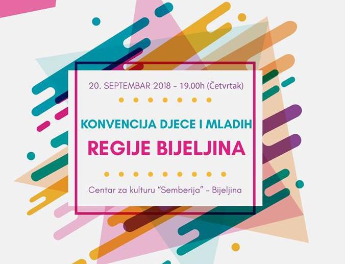 Konvencija mladih regije Bijeljina