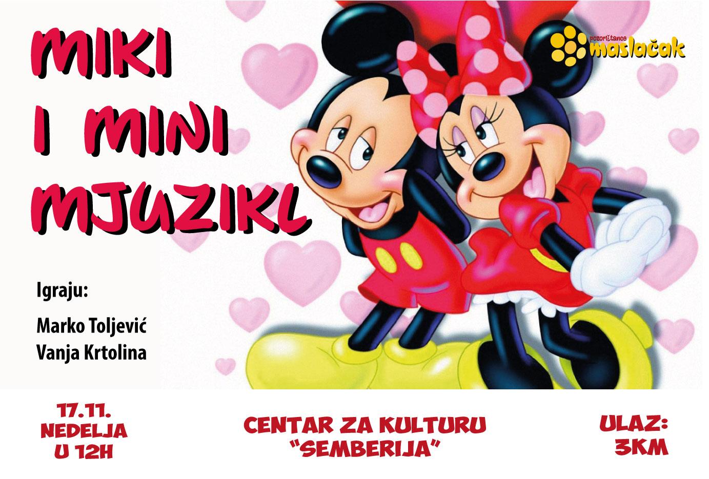 Miki i Mini