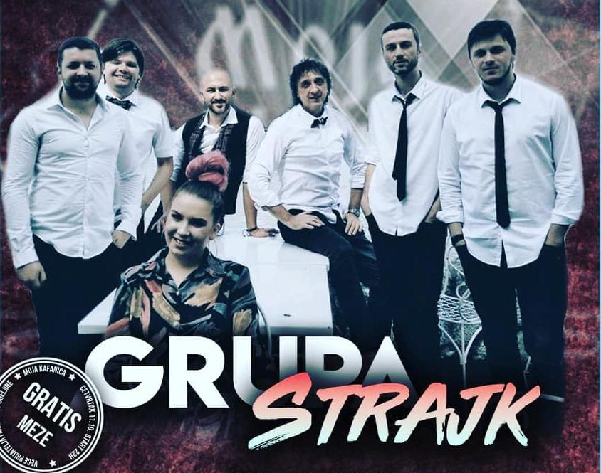 ŠTRAJK bend
