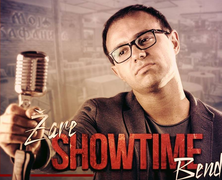 Žare Showtime bend