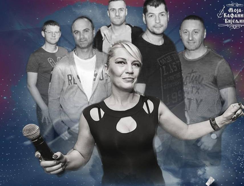 Bijeljina, Boja Noći bend Moja Kafanica