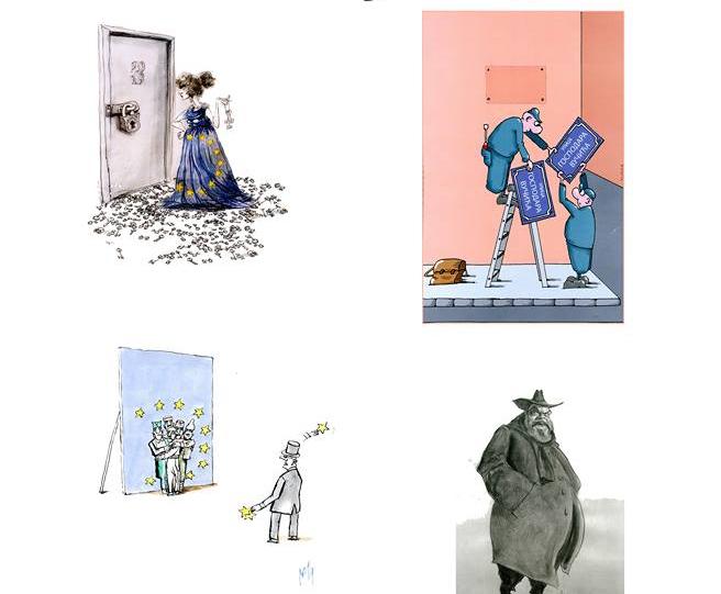 51. izložba karikatura - PJER