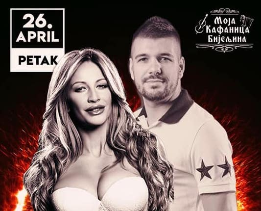 Tijana Stojić i Boris Stjepanović