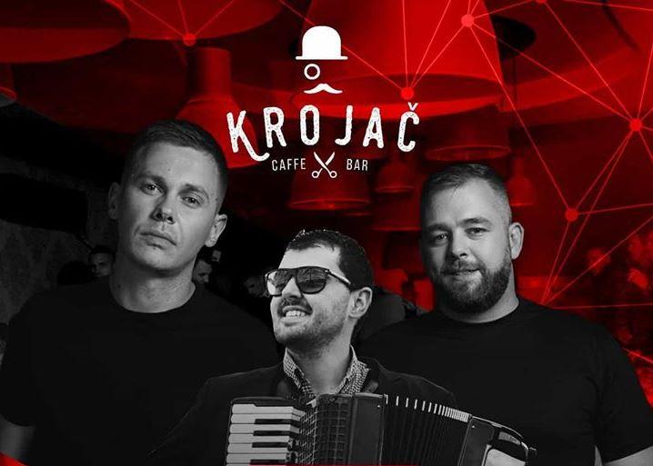 Bijeljina, Bojan & Stefan feat. Dejan Perković Kafe bar Krojač