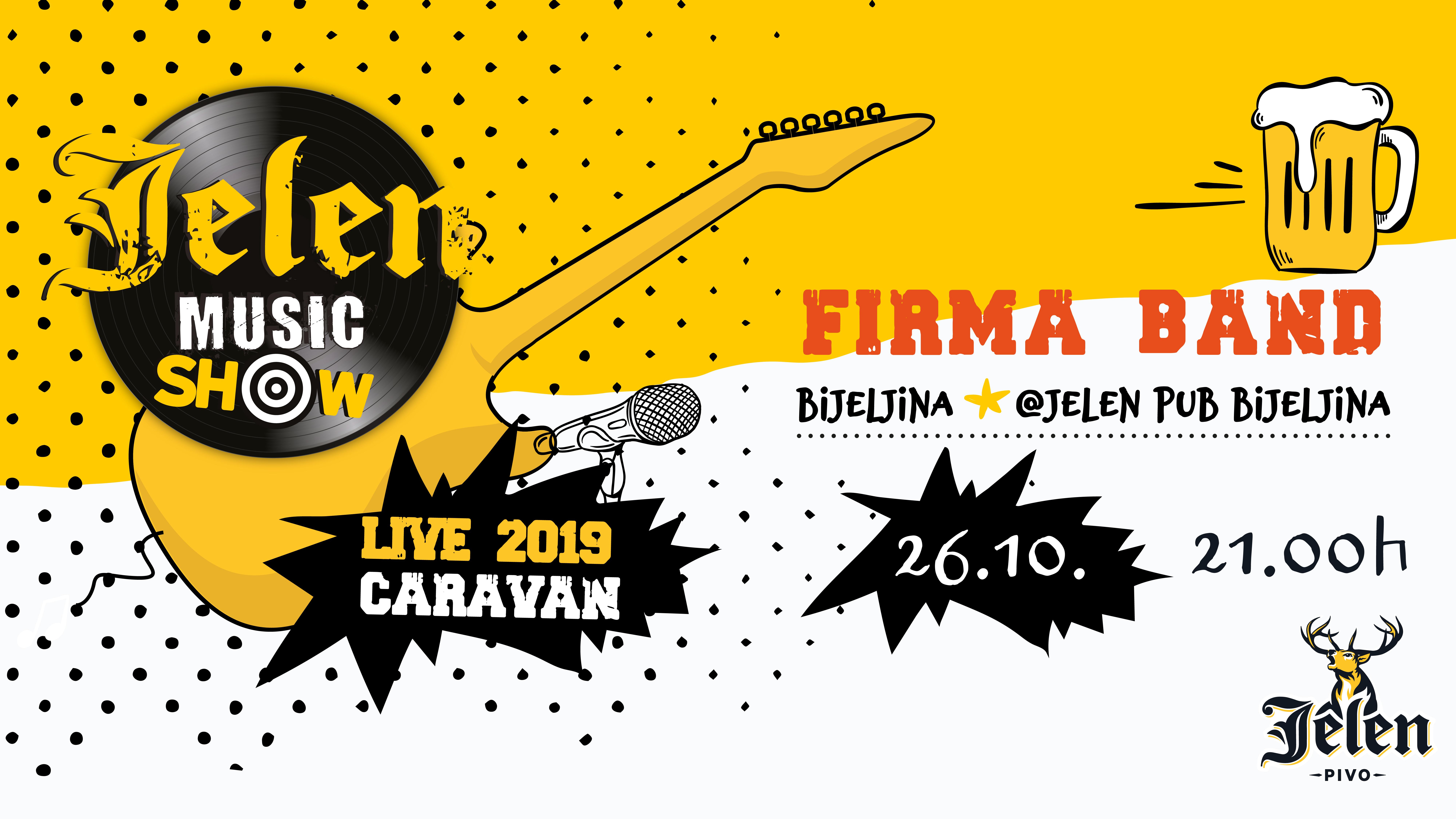 Jelen Music Show Live