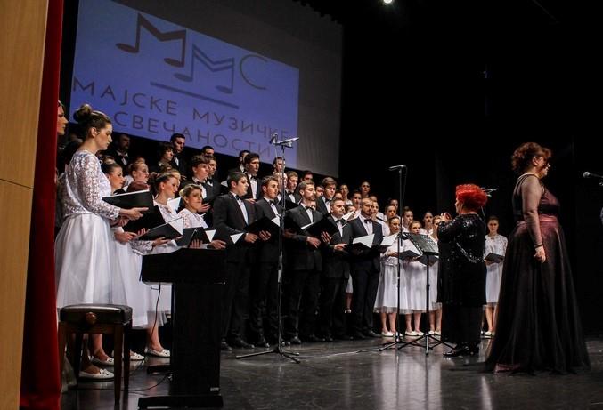 Bijeljina, Majske muzičke svečanosti Centar za kulturu Semberija