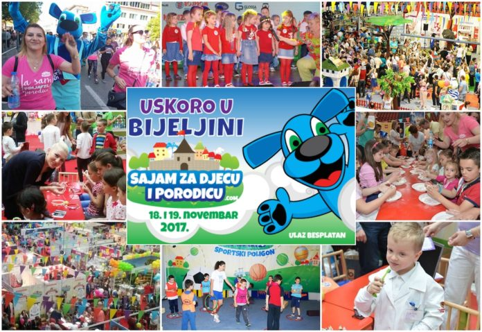 Bijeljina, Sajam za djecu i porodicu Krug bivše fabrike Zenit
